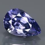 Genuine 100% Natural Violet Sapphire 1.41ct 7.8x5.1x4.6 VS1 Ceylon