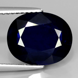 Genuine Royal Blue Sapphire 5.35ct 12x9.8x4.6mm SI1 Africa