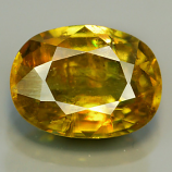 Genuine 100% Natural Sphene 1.63ct 8.2x6.2x4.0 SI1 Madagascar