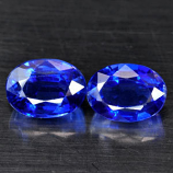 Genuine 100% Natural Kyanite 1.08ct 7.2 x 5.2 x 3.2mm SI