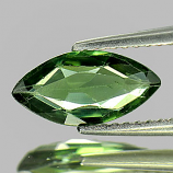 Genuine Green Sapphire 1.45ct 11.2 x 5.8mm Marquise SI2 Clarity