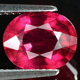 Genuine RUBY 3.55ct 9.9 x 8.0 x 5.1mm Oval