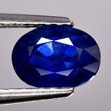 Genuine Blue Sapphire 1.01ct 6.7 x 4.8mm Oval SI Clarity