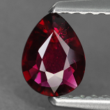 Genuine 100% Natural RUBY .38ct 5.8 x 4.6 x 1.7mm Pear