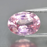Genuine 100% Natural Purple and Pink Sapphire .86ct 6.7x5.0x3.1mm SI1 Madagascar