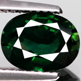 Genuine Green Sapphire 2.31ct 7.7 x 5.7mm  SI