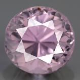 Genuine 100% Natural Pink Kunzite 4.64ct 9.3x9.0x8.6 SI1 Afganistan