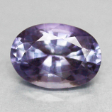 Genuine Purple Sapphire .97ct 7.0x5.0x3.5mm VVS Ceylon