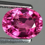Genuine 100% Natural PINK TOURMALINE 1.13ct 7.2 x 5.6 x 3.9mm Oval