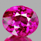 Genuine 100% Natural PINK TOURMALINE 1.41ct 7.3 x 6.2 x 4.8mm Oval