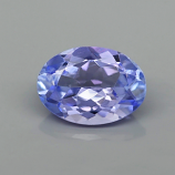 Genuine 100% Natural Tanzanite .73ct 6.8 x 4.8mm VS2 Tanzania