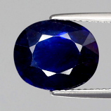 Genuine Blue Sapphire 5.64ct 11.5x9.7x5.3mm SI2 Madagascar
