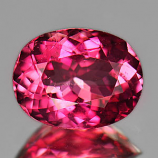 Genuine 100% Natural Pink Tourmaline 1.47ct 7.6 x 5.7 x 4.3mm Nigeria VS1