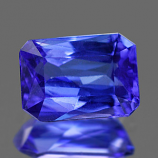 Genuine 100% Natural Tanzanite .99ct 7.0 x 5.0mm Octagon VS1 Clarity