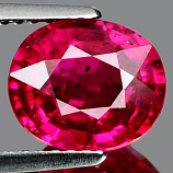 Genuine RUBY 2.89ct 9.1 x 7.6 x 4.8mm Oval
