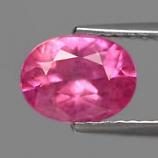 Genuine Pink Sapphire 1.62ct 8x6.2x4mm SI2 Madagascar