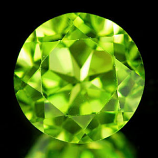 Genuine 100% Natural Peridot 2.79ct 9.0 x 9.0 x 5.6mm VVS