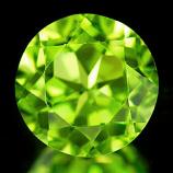 Genuine 100% Natural Peridot 2.79ct 9.0 x 9.0 x 5.6mm VVS