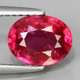 Genuine Pink Sapphire 1.98ct 8.2x6.5x4mm SI2 Mozambique