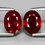Genuine Ruby 1.71ct 8.1x6 SI1 Mozambique