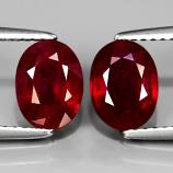 Genuine Ruby 1.71ct 8.1x6 SI1 Mozambique