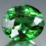Genuine 100% Natural GREEN TOURMALINE 1.49ct 7.3 x 6.3 x 4.6mm Oval