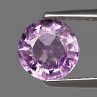 Genuine 100% Natural Purple Sapphire 1.30ct 6.5x6.5x3.3mm SI2 Madagascar