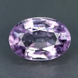 Genuine Purple Sapphire .86ct 7.0 x 4.8mm Madagascar SI1