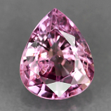 Genuine Pink Sapphire .84ct 7.2 x 5.0mm SI