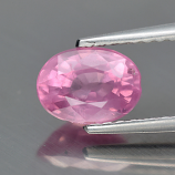 Genuine 100% Natural PINK SPINEL 1.09ct 7.0 x 5.0mm SI1 Oval