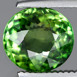 Genuine 100% Natural GREEN TOURMALINE 1.80ct 7.7 x 7.1 x 4.7mm Oval
