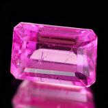Genuine 100% Natural Rubellite .69ct 5.9 x 4.0 x 3.5mm Nigeria SI