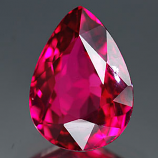 Genuine 100% Natural Pink Tourmaline 1.90ct 9.5 x 6.8mm Pear VS Clarity