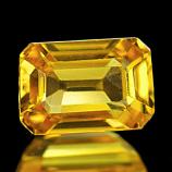 Genuine Yellow Sapphire .92ct