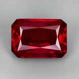 Genuine Ruby 2.39ct 8.6 x 6.1mm VS1