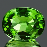 Genuine 100% Natural Green Tourmaline 1.64ct 7.9 x 6.1 x 4.7mm IF