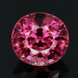 Genuine 100% Natural PINK SPINEL 1.11ct 6.0 x 5.6 x 4.6mm Oval