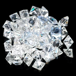 Genuine Set LIGHT BLUE SAPPHIRES (50) 1.52cts 1.8 x 1.8 x 1.4mm Square Cut