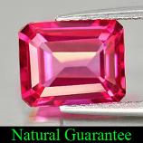Genuine Pink Topaz 3.63ct 10.0x8.0x5.0 VVS Brazil
