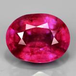 Genuine Pink Sapphire 2.61ct 8.7x6.7x4.8mm SI2 Mozambique