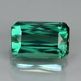 Genuine 100% Natural Green Tourmaline 1.04ct 7.0x4.5x3.6 VS1 Mozambique RARE