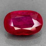 Genuine RUBY 3.33ct 11.1 x 7.1 x 3.9mm Oval