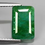 Genuine 100% Natural Emerald 2.71ct 10.5x7x3.6mm SI2 Zambia Oiled