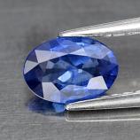 Genuine Blue Sapphire .58ct 6.3x4.5x2.4mm SI1 Madagascar