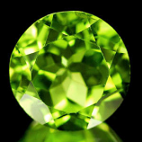 Genuine 100% Natural Peridot 2.41ct 8.8 x 8.8 x 5.2mm Thailand VVS