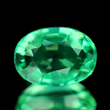 Genuine 100% Natural Apatite 1.06ct 7.0 x 5.1mm Tanzania SI