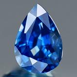 Genuine Blue Sapphire .97ctct 6.7x5x3mm SI1 Madagascar