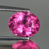 Genuine 100% Natural PINK TOURMALINE 1.15ct 7.5 x 6.2 x 4.2mm Oval