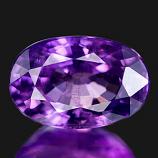 Genuine Purple Sapphire 1.00ct 7.6 x 4.7mm SI