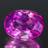 Genuine Pink Sapphire 1.17ct 7.5x5.5x2.9mm SI2 Madagascar